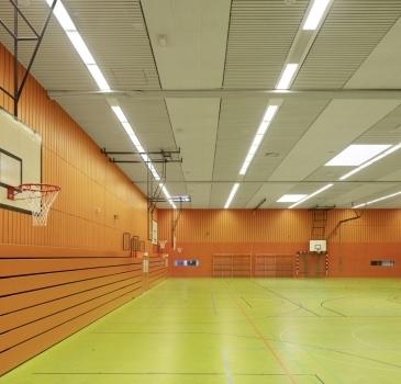 IGS Roderbruch – Sporthalle