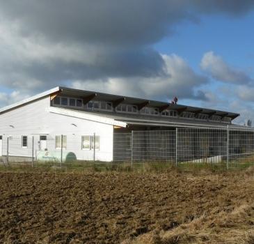 Produktionshalle Thies Clima, Klein Lengden