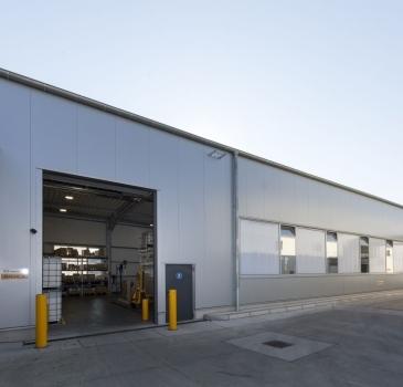 Produktionshalle Weserland GmbH